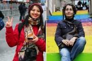 ETHA çalışanları Pınar Gayıp ile Semiha Şahin ev hapsi alarak tahliye oldu