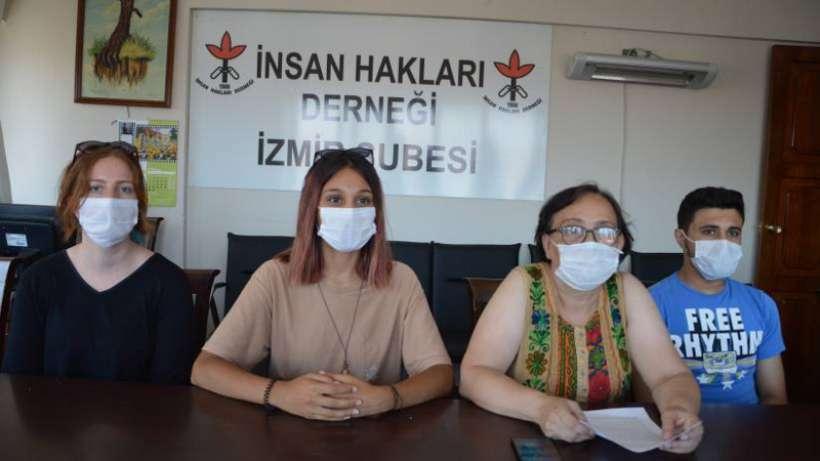 İHD: Kadın eylemlerinde çoklu hak ihlalleri uygulanmıştır