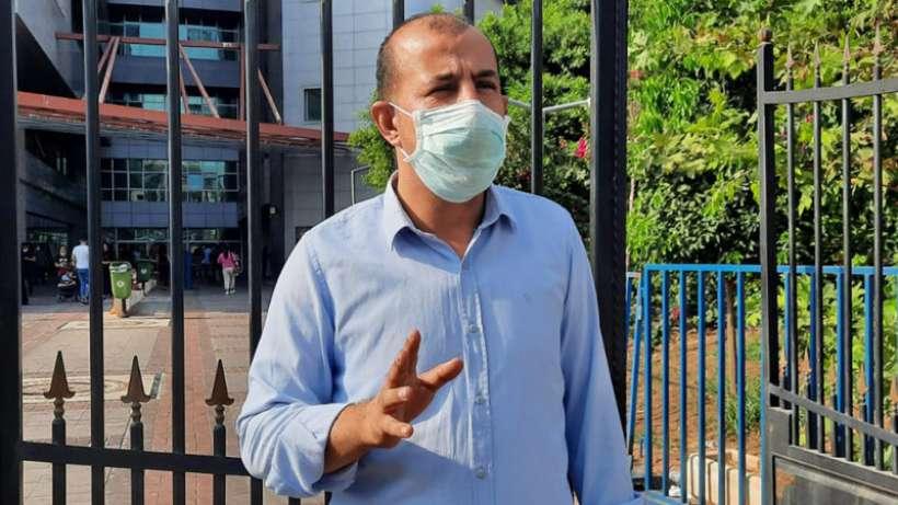 İş bırakma çağrısı yaptığı sırada gözaltına alınan Kutlu serbest bırakıldı