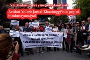 Jamal Khashoggi'ye ne oldu? Akibeti açıklansın! Sağ olarak ailesine teslim edilsin