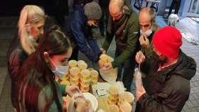 Kadıköy Dayanışma Ağı: Sokaktaki dostlarımız ile buluşmaktan vazgeçmeyeceğiz