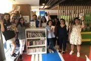 """Kartal Belediyesi'nin """"7'den 70'e Atığını Getir, Kitabını Götür"""" kampanyasına destek"""