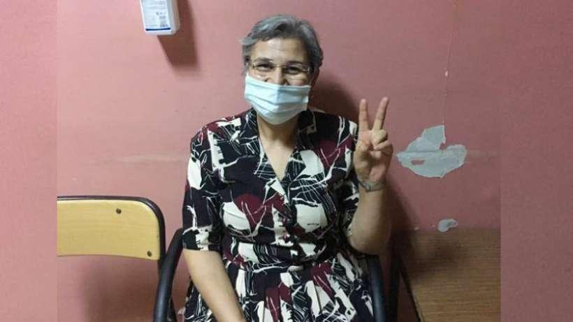 Leyla Güven serbest bırakıldı