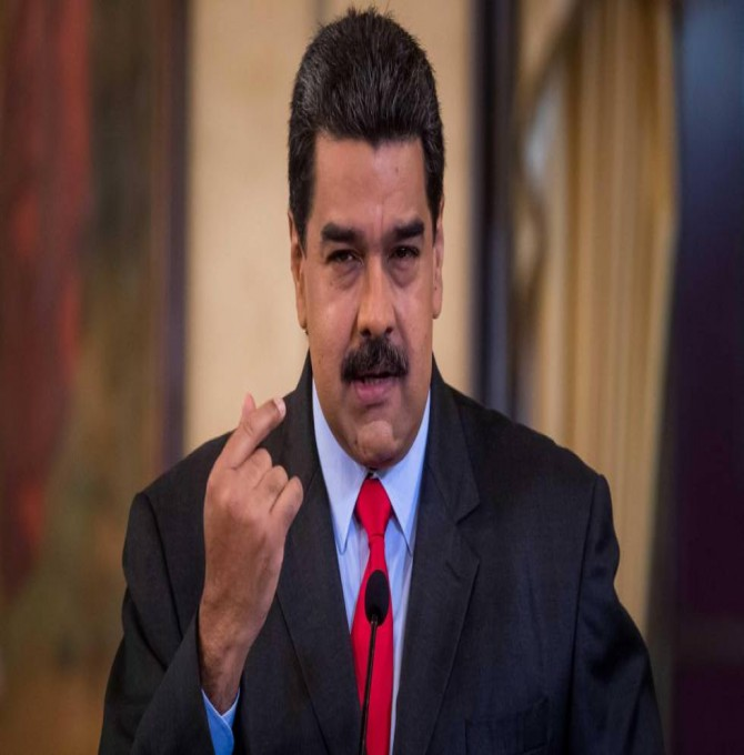 Maduro, Trump'ın tehditlerine karşı tüm dünyaya destek çağrısı yaptı