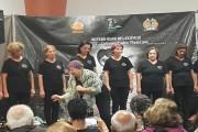 Seferihisar Belediyesi Tiyatro Topluluğu Berlin'de sahneye çıktı