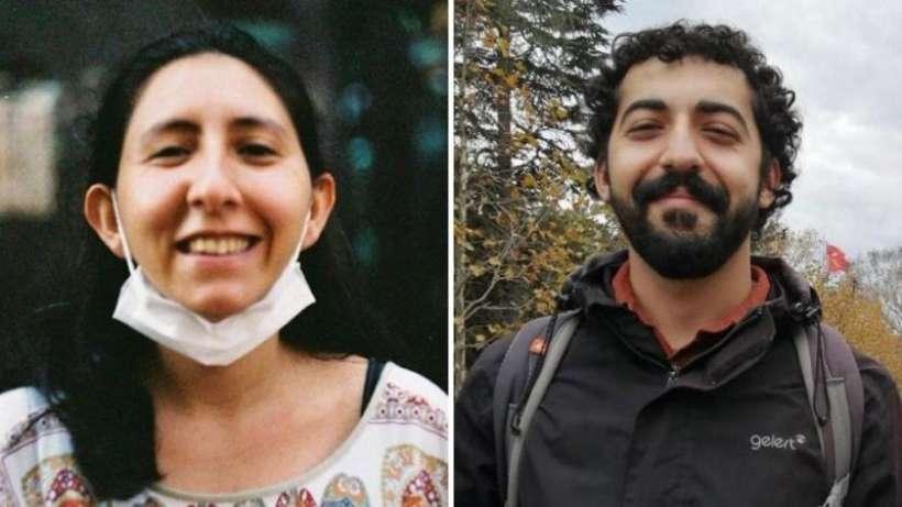 Şilan Delipalta ve Anıl Akyüz'ün tutukluluğuna devam kararı verildi