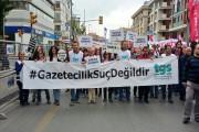 TGS, gazetecilerin tutuklanması karşısında 5 ilde sokağa çıkıyor!