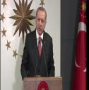 Erdoğan'dan koronavirüs tedbirleri açıklama