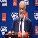 Karamollaoğlu: Asgari ücret en az 2 bin 400 lira olmalı