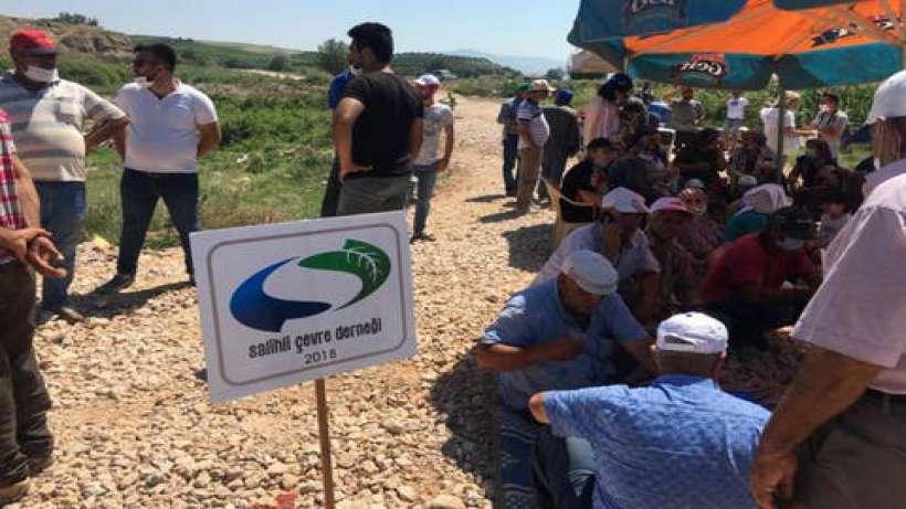 Turgutlu Çevre Platformu'ndan çağrı: Çapaklı köyündeki Biyogaz şirketini protestoya çağrı