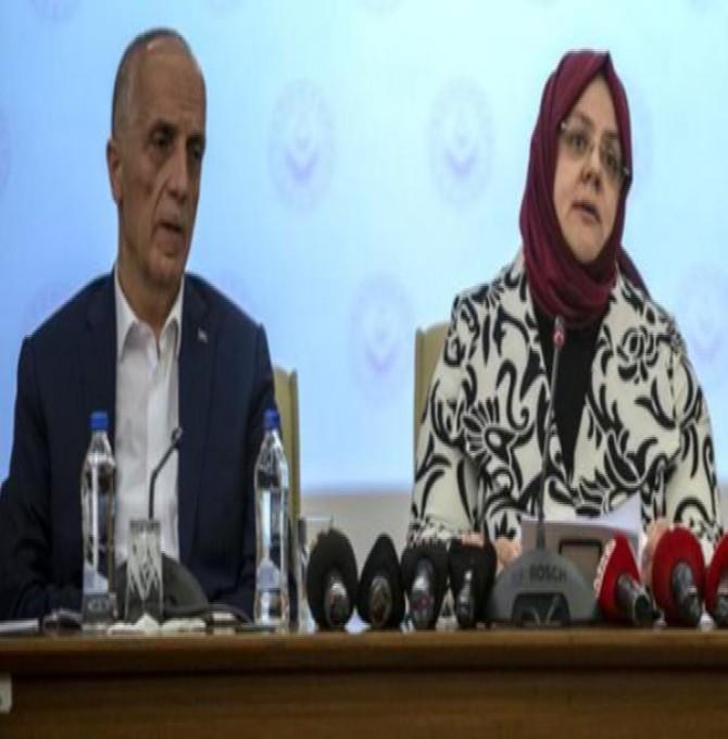 Türk-İş'e bağlı Tekgıda-İş Sendikası Genel Başkanı'ndan Ergün Atalay'a istifa çağrısı