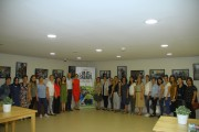 Türkiye ve İsveç'ten 'Babalık Anları' Sergisi Kartal'da açıldı