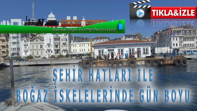 İstanbul Boğaz İskeleleri