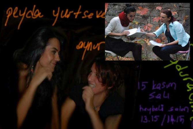 Aynur Uluç, Peyda Yurtsever müzikli şiirli etkinlikte buluşuyor