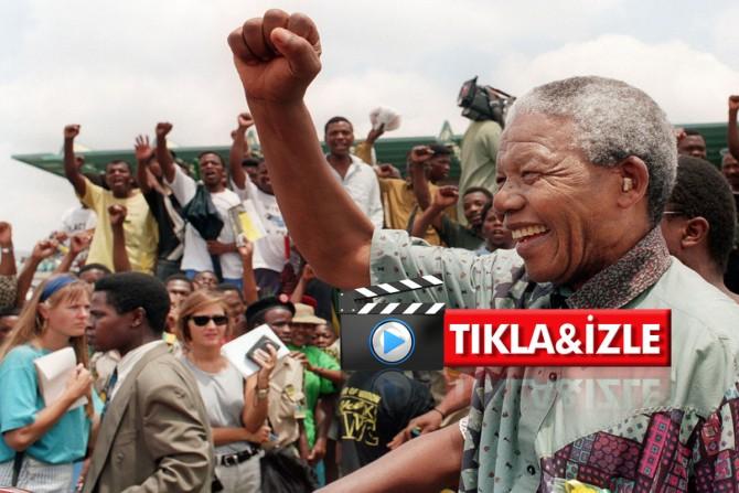 Mandela, ölümünün 3. yılında anılıyor