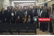 1 haftadır gözaltında tutulan Halkevleri üyeleri serbest bırakıldı