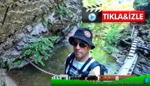 Mehmet Bilgin ile Düştüm Yollara Sadağı Kanyonu Bölüm I