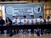 Nuriye Gülmen ve Semih Özakça'nın avukatları açlık grevine başladı