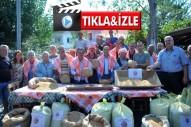 Seferhisar'da Alım Garantili Buğday Üretim Projesi...Devletin iki misli fiyat...
