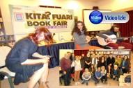 TÜYAP'ta ayrı bir güzellik: Aynur, Peyda ve Merih'ten müzik ve şiir
