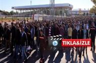 Tüpraş'taki patlamanın ardından Aliağa'da eylem